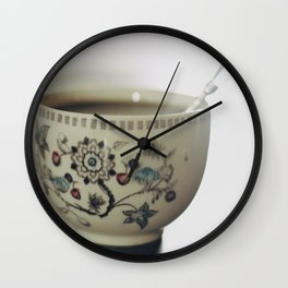 Warm Wall Clock