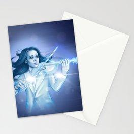 Vanya Hargreeves Inspired Digital Painting | Print Stationery Cards