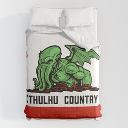 Cthulhu Country Comforters