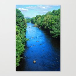 River Tay, Scotland Canvas Print