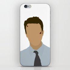 Edward Norton Fight Club iPhone & iPod Skin