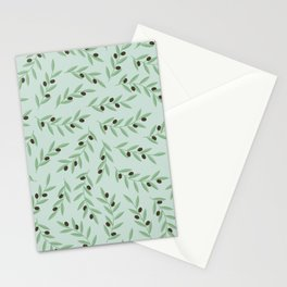 I left my heart in the Aegean Stationery Cards