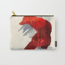 Fox Memories Carry-All Pouch