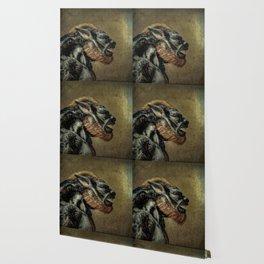 Portrait of a Werewolf Wallpaper