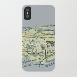 Soul of a Chinese Water Deer iPhone Case