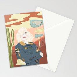Heartbreak Motel Stationery Cards