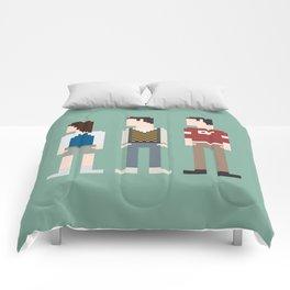 Ferris Bueller 8-Bit Comforters