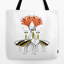 The Lily Farmers Tote Bag