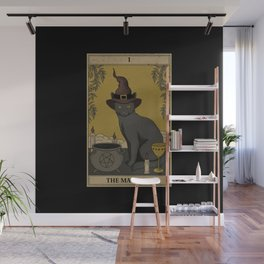 The Magician Wall Mural