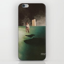 Wandering Online for 160 Years iPhone Skin