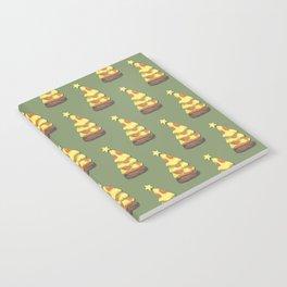 Pizza Xmas Notebook
