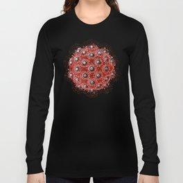Ernst Haeckel Spiraling Long Sleeve T-shirt