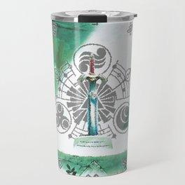 Zelda Sword Shine Travel Mug