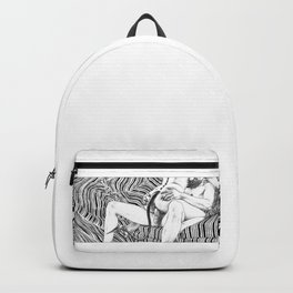 asc 790 - Le jeune démon (Dazzling young thing) Backpack