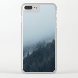 Misty Clear iPhone Case