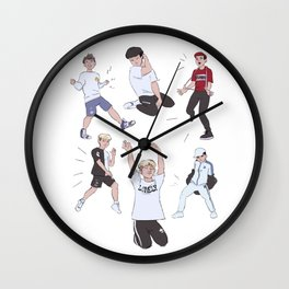 HOSH Wall Clock