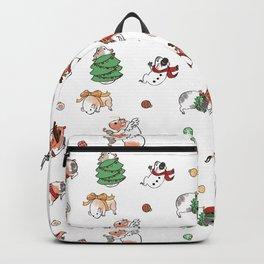 Christmas Guinea Pigs Backpack