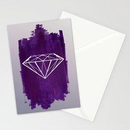 Paint   Diamond Stationery Cards