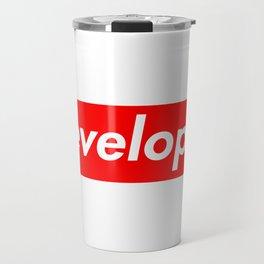 Developer - Programmer supreme Travel Mug