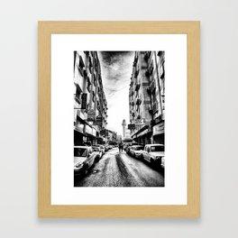 Manama Framed Art Print