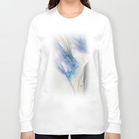 sister Long Sleeve T-shirts featuring Soul Sister by Halinka H