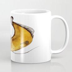 Japanese Catfish Void Kanji painting Mug