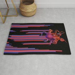 Colour Out of Space Rug