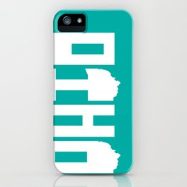Ohio Type iPhone Case