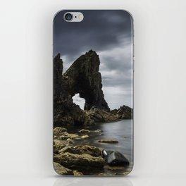 Crohy Head Sea Arch iPhone Skin