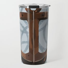 Anchors Away! Travel Mug