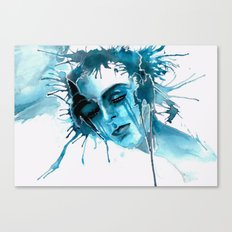 When I feel you Canvas Print