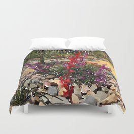 California Lawn Duvet Cover