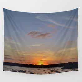 Floating.jpeg Wall Tapestry