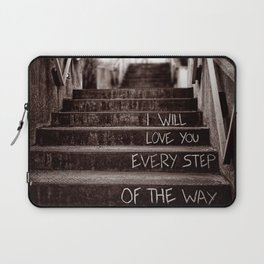 The Promise Laptop Sleeve