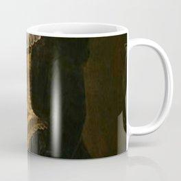 Anthony van Dyck - Portrait of a Flemish Lady Coffee Mug