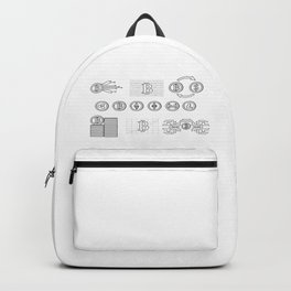 Bitcoin Transactions Backpack