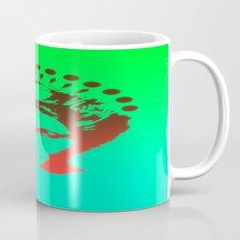 Bergman Alligator Icon Coffee Mug