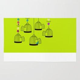 BIRDS 03 Rug