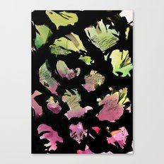blossom note 1 Canvas Print