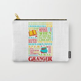 Granger Things Carry-All Pouch