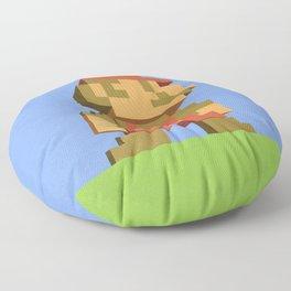 Mario NES nostalgia Floor Pillow