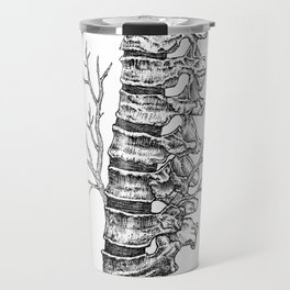Vertebral column Travel Mug
