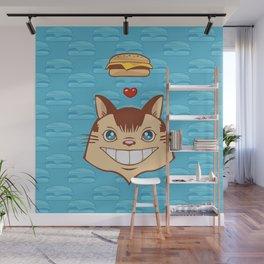 Hai    !!!!   I Can Haz Cheezburger? Wall Mural