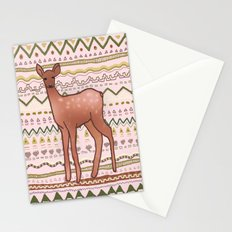 I Deer You to Dream Stationery Cards