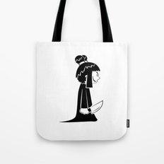 Cute Killer Tote Bag