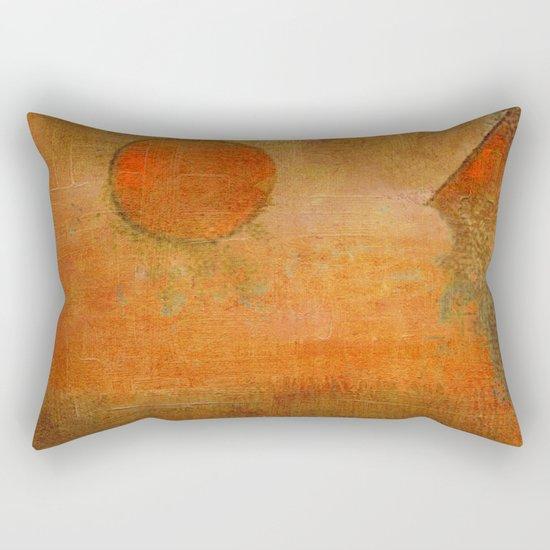 Seara Vermelha Rectangular Pillow