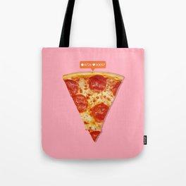 Pizza Tote Bag