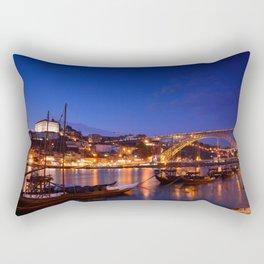 Porto, Portugal. Rectangular Pillow