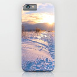 #Winter #Dreamland in #Germany iPhone Case