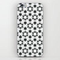 metallic iPhone & iPod Skins featuring metallic by clemm